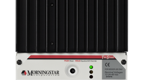 Morningstar Solar Charge Controller - 60 Amp, 150 VDC
