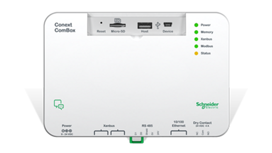 Schneider Electric Conext ComBox Communications Device