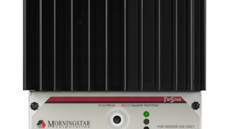 Morningstar MPPT Solar Charge Controller - 60 Amp, 150 VDC