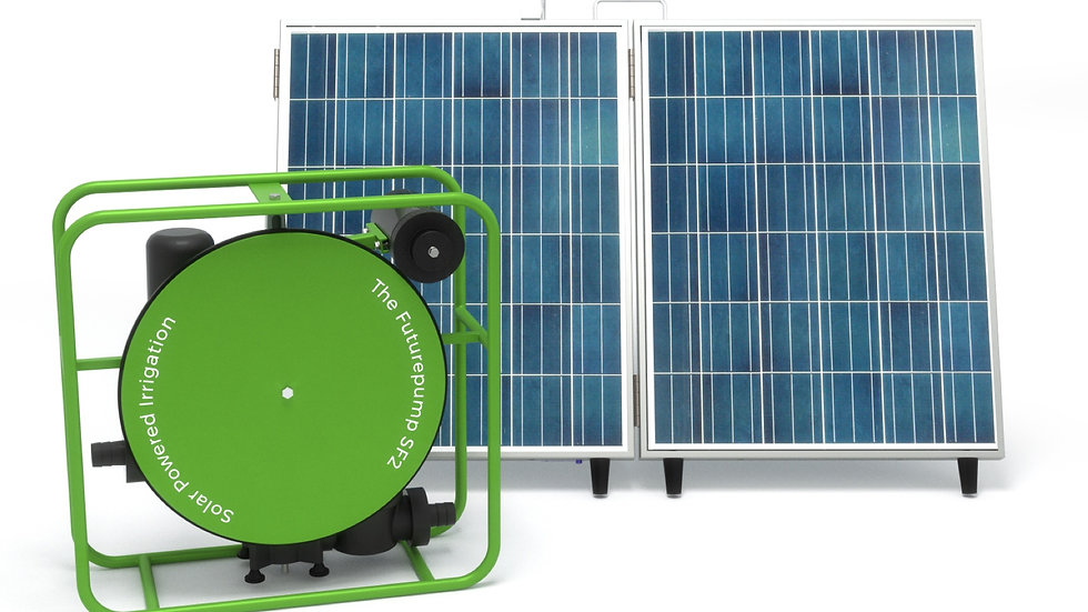 SF2 Solar Powered Irrigation Pump System