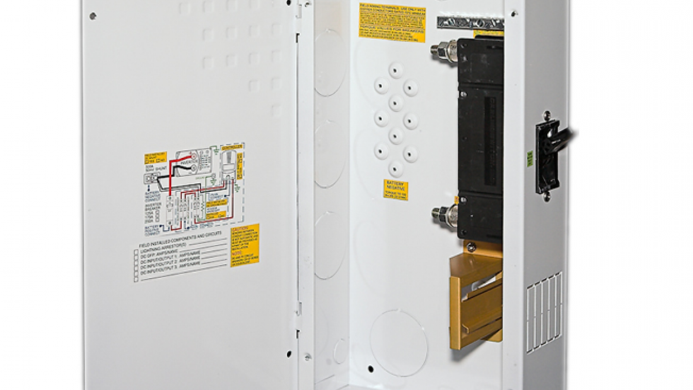MidNite DC Solar Breaker Box w/ 250A Breaker