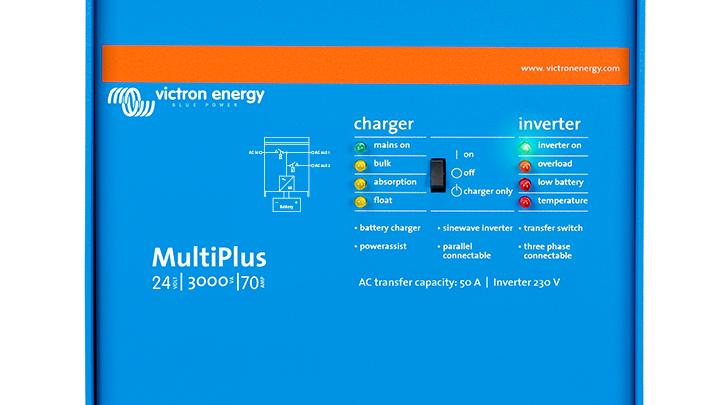 Victron Energy MultiPlus 48V/3000VA/70-50 Inverter/Charger