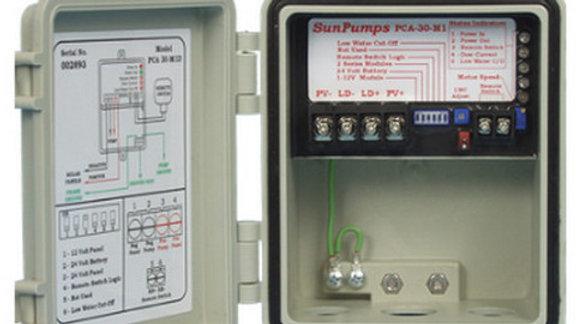 Sun Pumps PCA-30M1D Solar Pump Controller