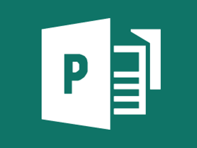 Microsoft Office 2016 Publisher