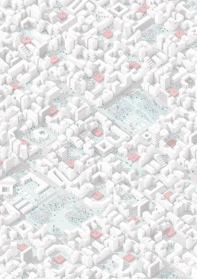 איזומטריה עירונית