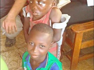 CHRISTMAS CHEER FOR MAHANAIM KIDS