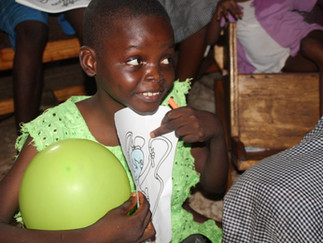 MAHANAIM HOUSE SUPPORTING CHILDREN WITH DISABILITIES IN SIERRA LEONE