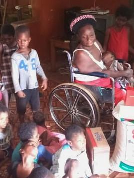 MADAM MELROSE: BACK IN THE SADDLE