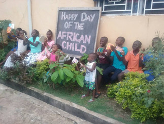 CELEBRATING AFRICAN CHILD DAY IN SIERRA LEONE!