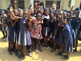 BUILDING SCHOOLS IN SIERRA LEONE REDUX