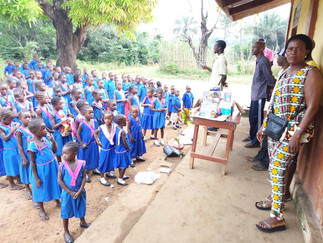 PRESENTATION FOR MANAYS SCHOOL
