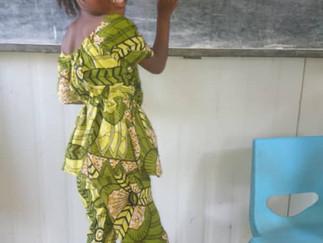 BACK TO SCHOOL IN SIERRA LEONE LEARNING HANDWASHING!
