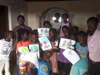 CELEBRATING WORLD EARTH DAY IN SIERRA LEONE