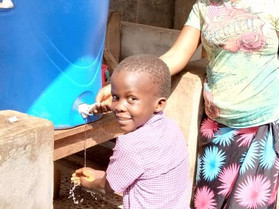ENHANCED HANDWASHING WITH A SMILE