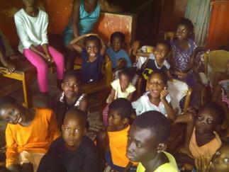MEET SOME VERY HAPPY MAHANAIM KIDS!