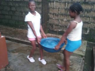 SIERRA LEONE SATURDAY CLEAN UP!