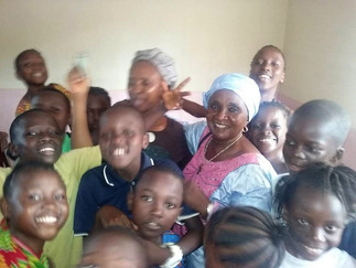 INITIATIVES 4 WOMEN & GIRLS EMPOWERMENT