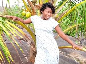'NEATH THE SPREADING COCONUT TREE