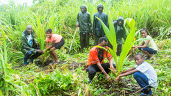 PLANTING TREES OF HOPE