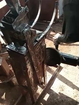 HOPE'S BRILLIANT BRICK-MAKING MACHINE