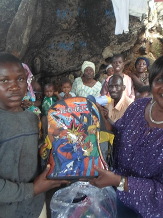 School Fees and Kit for Ebola Orphans