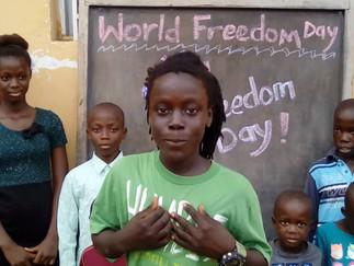 MY FREEDOM DAY SIERRA LEONE