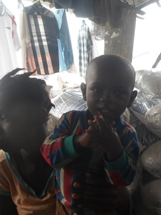 Second Outreach to Moa Wharf Ebola Orphans