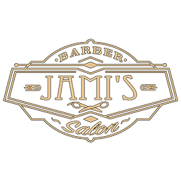 Jami's barber Salon logo