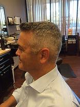 Sharp men's hair cuts