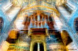 L'autel architectural