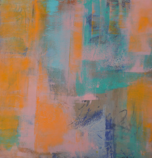 Matted Painting 12/12-08