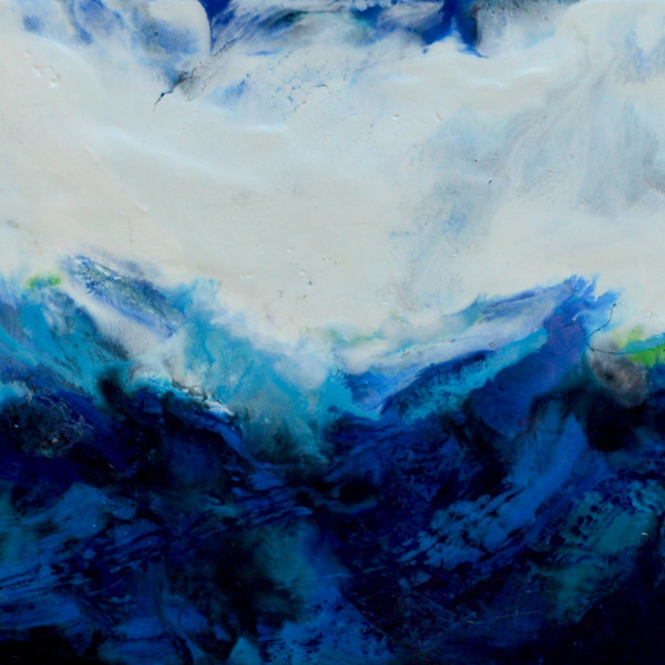 Deep Ocean Blue