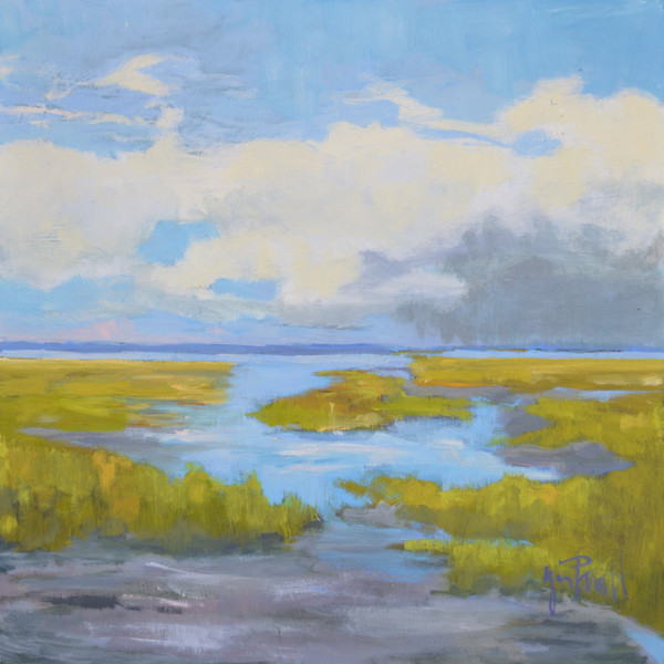 Marsh Afternoon