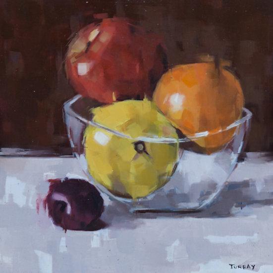 Fruit Bowl Still Life