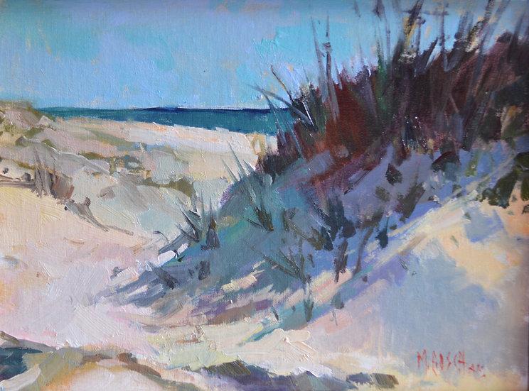 Sea Oats and Dunes II