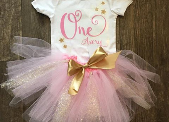 Twinkle Twinkle little star Onesie