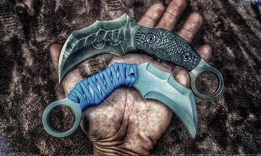 karambit - handmade
