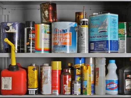 Common Hazardous Products