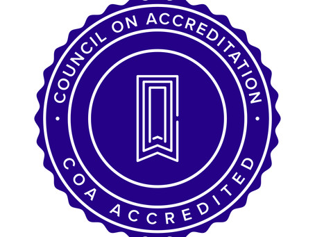 Southern Christian was recently accredited by the Council on Accreditation (COA)