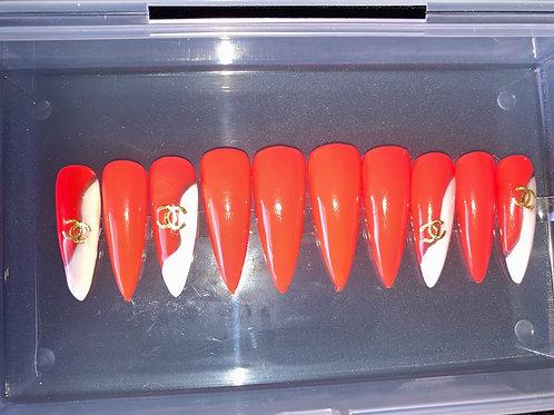 Orange Float