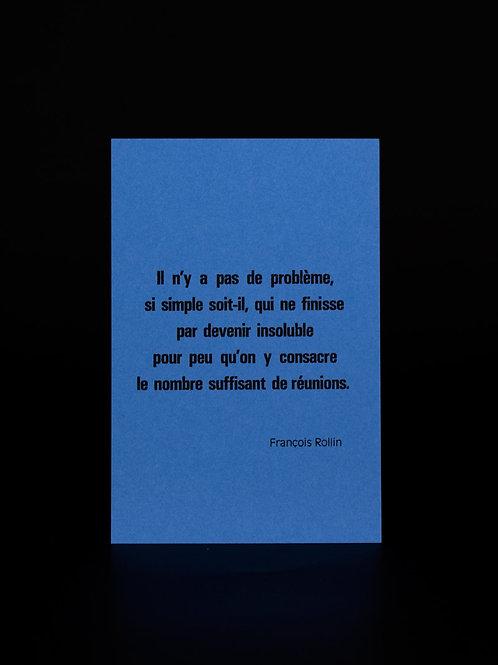 """Cartes postales """"Citations et répliques"""""""