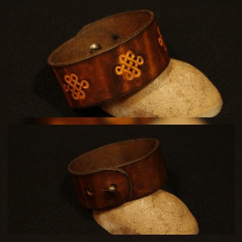 Bracelet marron - vendu