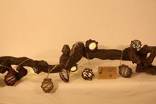 Guirlande 10 cocottes