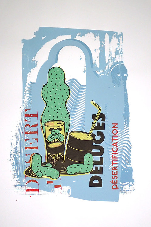 Big Cactus n°15/22 (réservé)