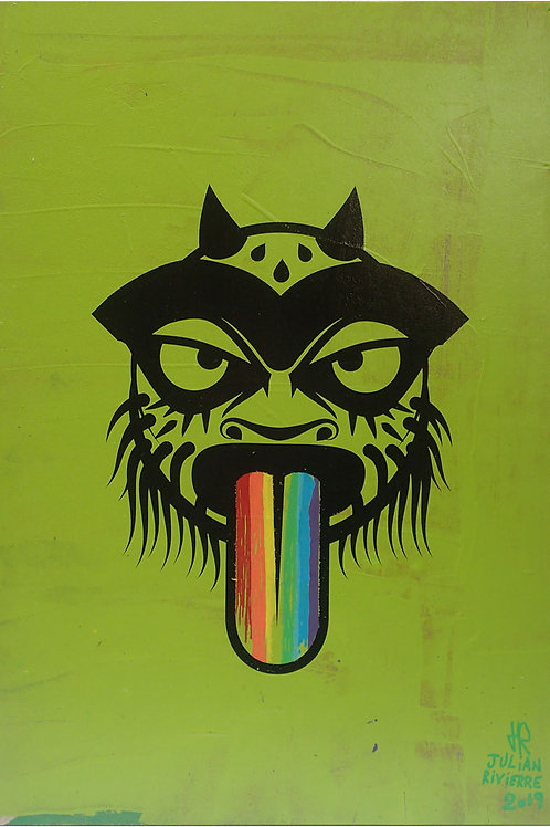 Puking Rainbow #05
