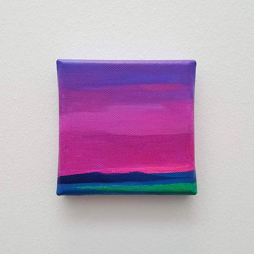 Violet carré