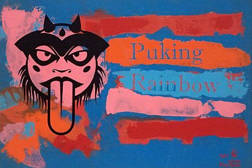 Puking Rainbow #15