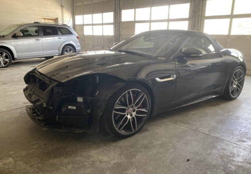 F-Type Before