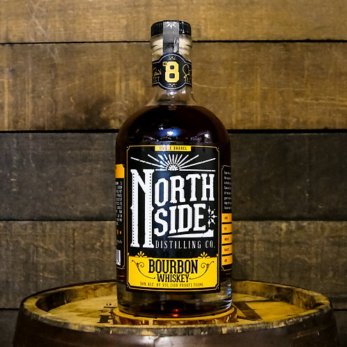 Shteiwi Select #8 Bourbon (In Store Pick Up Only)