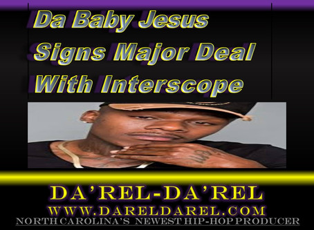 Da Baby Jesus Signs with Interscope